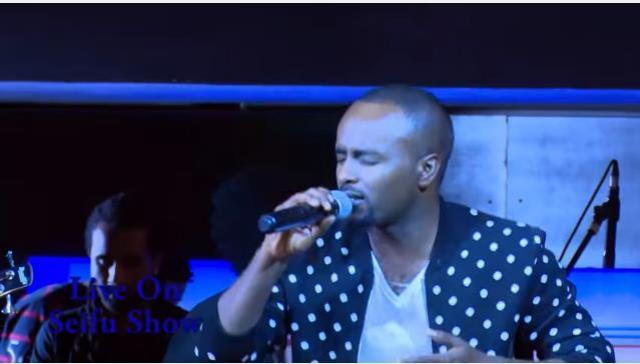 "Sami Dan ""Wedelay"" Live on Seifu Show"
