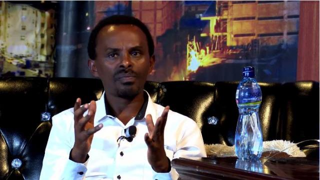 Artist Fikadu Kebede interview on Seifu Show