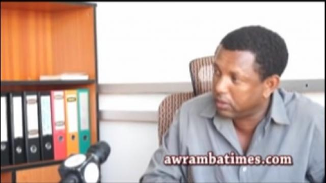 Awramba Times - Interview with Lidetu Ayalew [part 2]