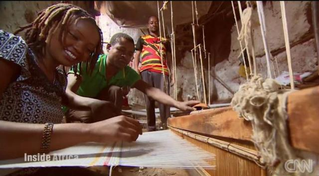 The rise of Ethiopia's textile industry - Inside Africa