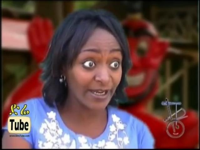 Ethiopian Comedy - Funny comedy by comedian Beti (Wanos)