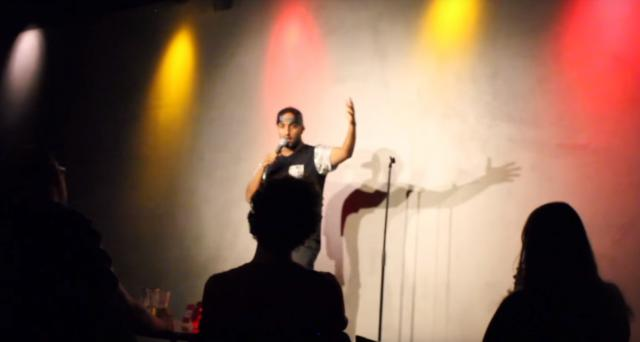 Watch this very funny Ethiopian standup comedian Mo hersi