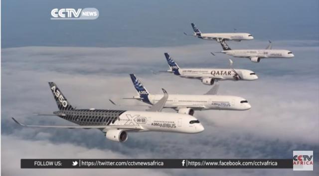 Ethiopia operates Africa's first Airbus A350 XWB plane - CCTV Africa