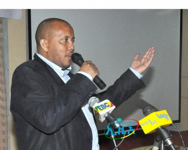 Ethiopia Communication Minister Getachew Reda Talks About Artists Who Canceled Their Concerts