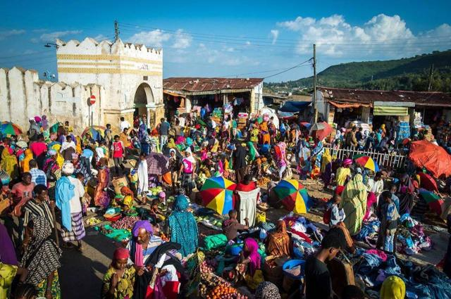 #EBC Documentary - The Beautiful Harar by Getu Temesgen