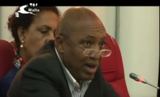 Government executive body discussion concerning the outcome of national good governance Part 2