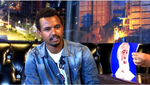 Ethiopian Make-up Artist Tesfaye on Seifu Show