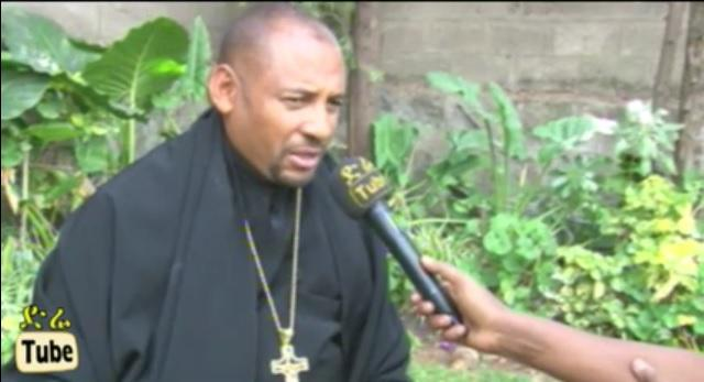 Interview with Liqe Tiguhan Dereje Negash from Ethiopian Orthodox Church