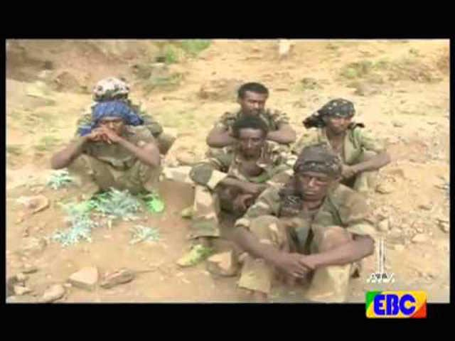 Amhara TV - Six Members of Arbegnoch Gimbar Ginbot 7 Arrested in Gondor