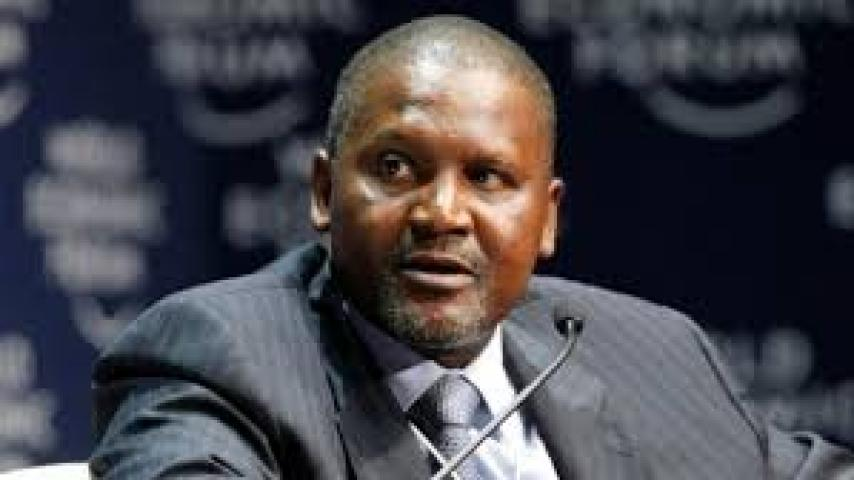 10 things you need to know about Aliko Dangote