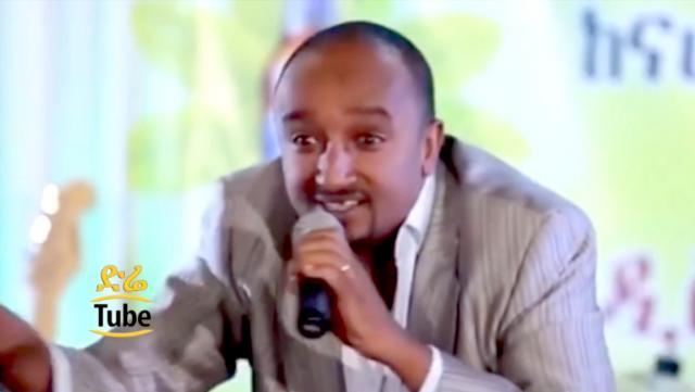 Nahoo TV: Comedian Filfilu - Who Sneezed?