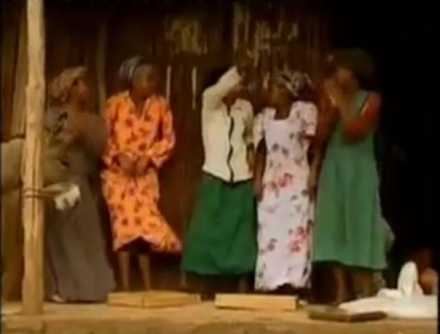 Ethiopian comedy - Diaspora (ዲያስፖራ) Musical comedy by Abrehet
