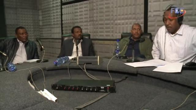 Mogach - Government officials speaking about current situation in Oromia Part 1