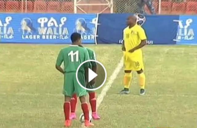 Ethiopia vs São Tomé and Príncipe - Goals and Highlights - Full