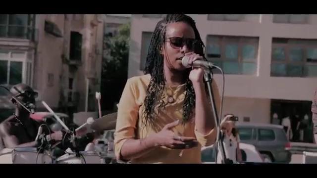 WATCH: Ethiopian Jewish Israeli singer rocks Tel Aviv