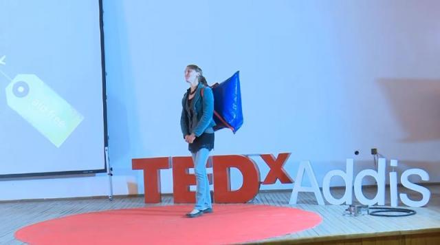 Katrin Pütz - (B)energy - BioGas Solutions from Ethiopia | Katrin Puetz | TEDxAddis