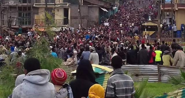 Unrest in Amhara Continues, Peace Keeping Force Ordered to Take Action