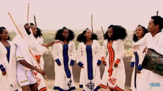 Raza Raya - Mahazaye (ማሓዛየ) New Ethiopian Traditional Tigrigna Music Video 2016