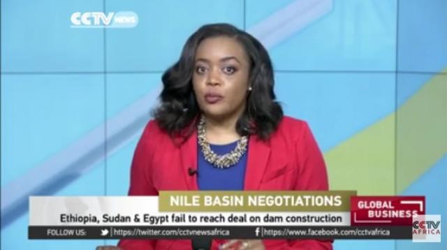 CCTV Africa - Ethiopia, Sudan & Egypt fail to reach deal on dam construction