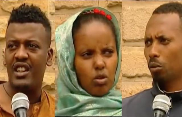 Police News Report - A Group of Gangs in Addis Ababa Arrested by Federal Police