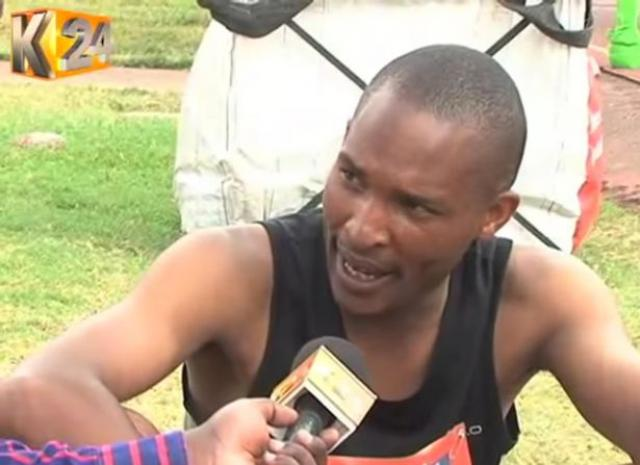 Man sneaks in for last kilometre of Nairobi marathon to win second place
