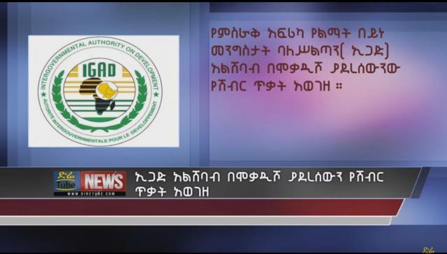 IGAD condemns terror attack by  Al-Shabaab in Mogadishu
