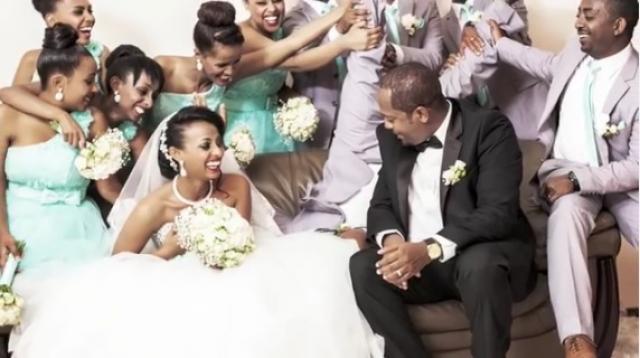 Nahom and Samri Wedding Dance 2015 HD