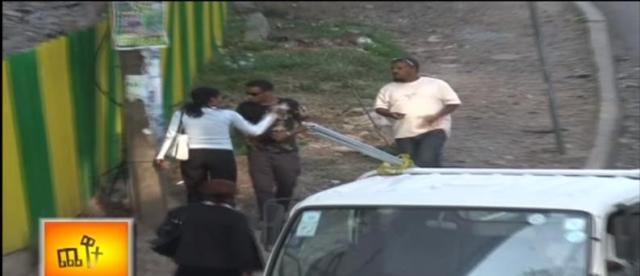 Chewata tv show: New Ethiopian Prank | Be Responsible!