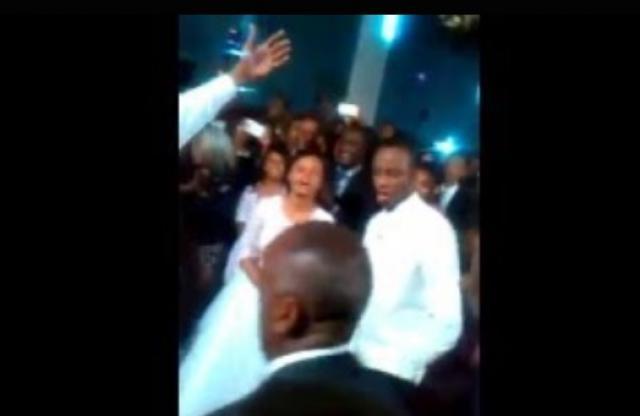 Spiritual wedding song on PM Hailemariam's daughter wedding