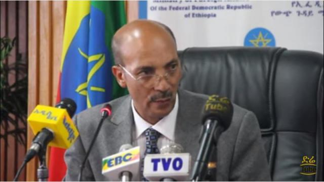 Ministry of Foreign Affairs answering questions from journalists August 2016