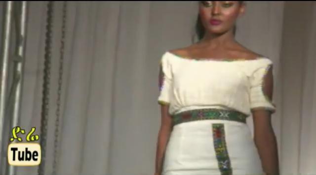 Ethiopian Fashion show at Friendship Hotel, Addis Ababa 2015