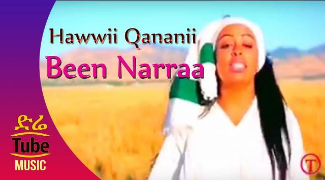 Hawwii Qananii - Been Narraa - New Oromo Music Video 2016