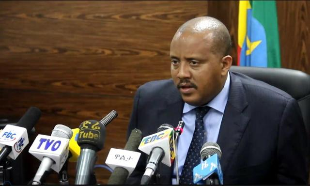 Minister Mr Getachew Reda - Latest Full Press Briefing - Dec 16, 2015