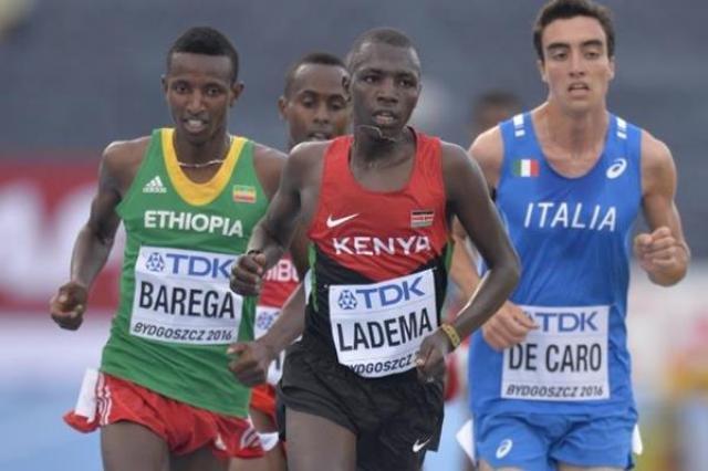 IAAF World U20 Championships 2016 FINAL 5000 m MEN