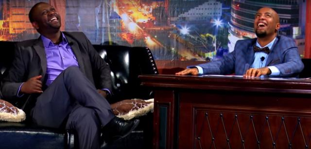 Netsanet Workeneh at Seifu on EBS funy moment