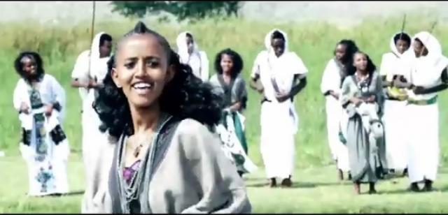 Meselu Hagos - Zumama (ዙማማ) - New Ethiopian Traditional Raya Music Video 2016