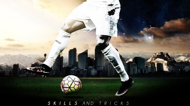 CRAZIEST Football Skills Compilation 2016
