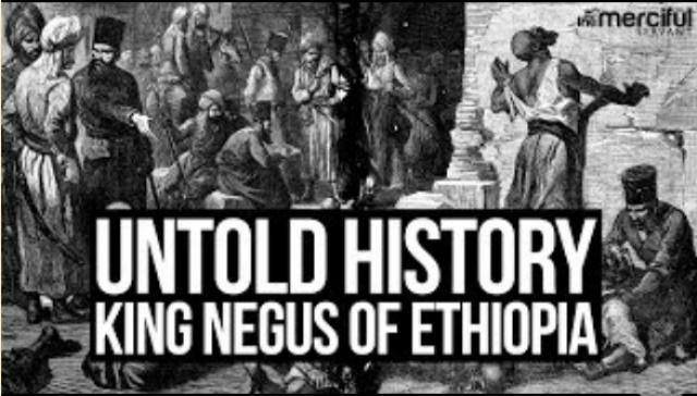 Untold History - King Negus of Ethiopia - The Mercifil Servant