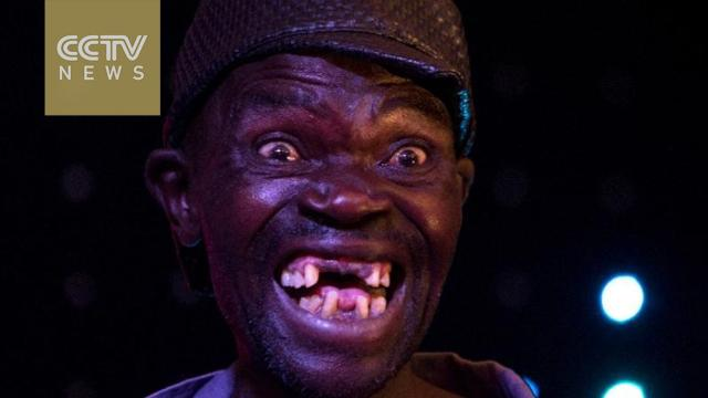 42-year-old wins Zimbabwe's Mr Ugly contest 2015