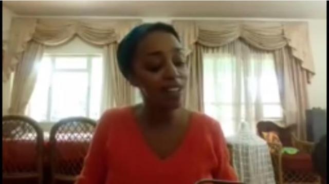 "Munit Mesfin covers Bob Marley's ""Africa Unite"""