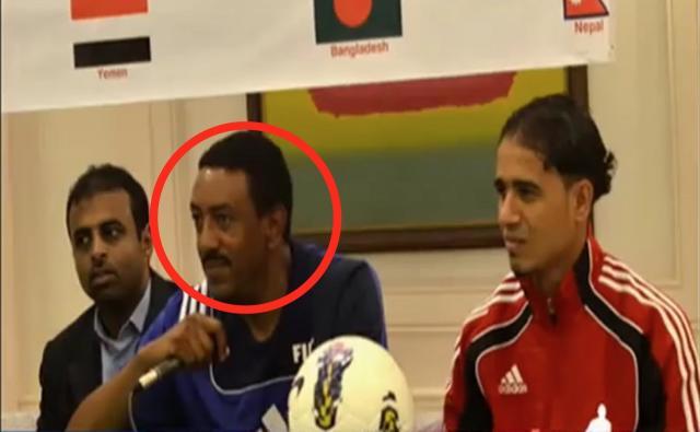 Ethiopia - Meet Instructor Abreham Mebratu - Yemen National Football Team Head Coach