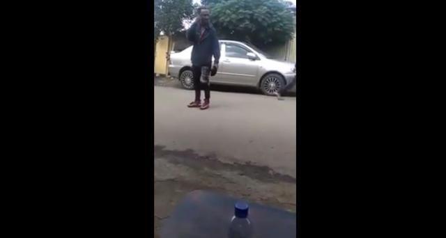 Singer Gedeon Daniel still on the streets
