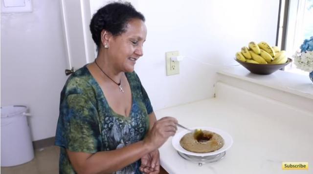 "Ethiopian Cooking - ""How to make Genfo""  የገንፎ አሰራር"