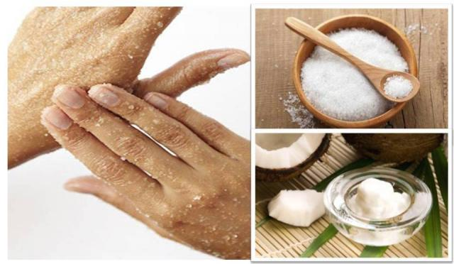 How to get Soft Smooth Fairer Hands - Home Remedies