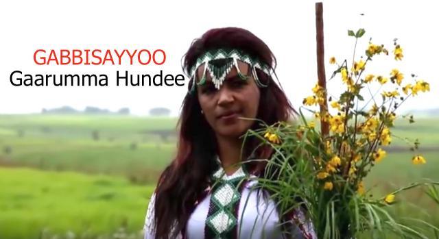 Ethiopia - GABBISAYYOO Gaarumma Hundee New Oromoo Music #Irreecha2016