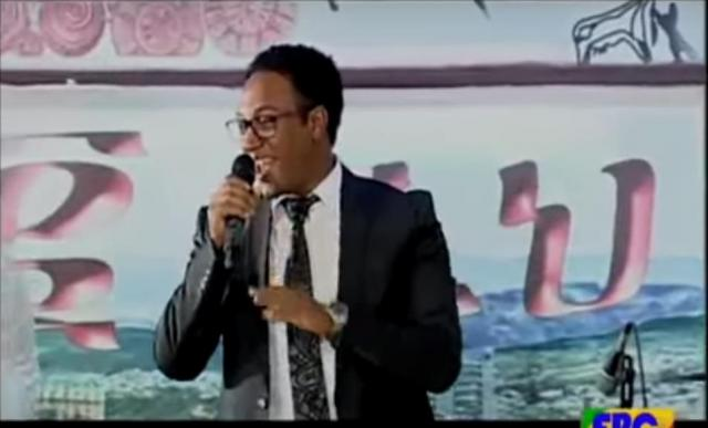 Holiday Special - Musician Abraham Welde at 2000 Habesha