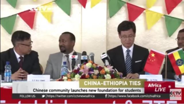 Chinese community launches new foundation for students - CCTV Africa