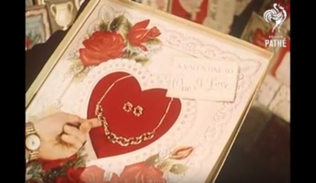 St Valentine's Cards (1961)