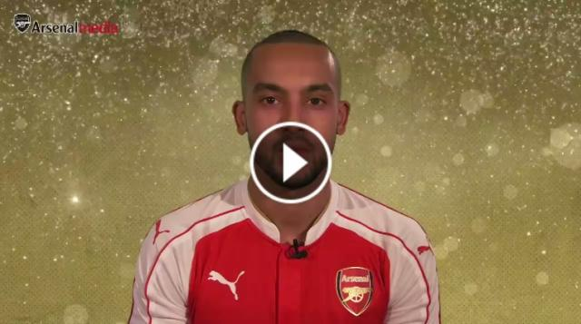 Melkam Gena Wish from Top Arsenal Players