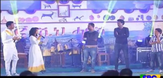 Ethiopia: Meskel Holiday - Funny stage performance by Journalists